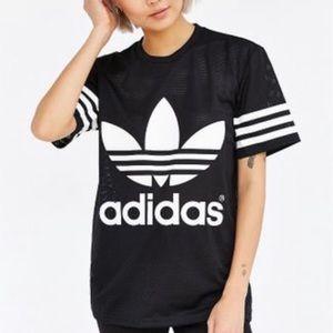 Adidas originals mesh t-shirt